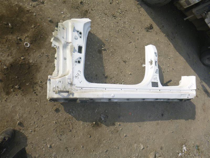 Порог Porsche Panamera M48.40 2010 левый (б/у)