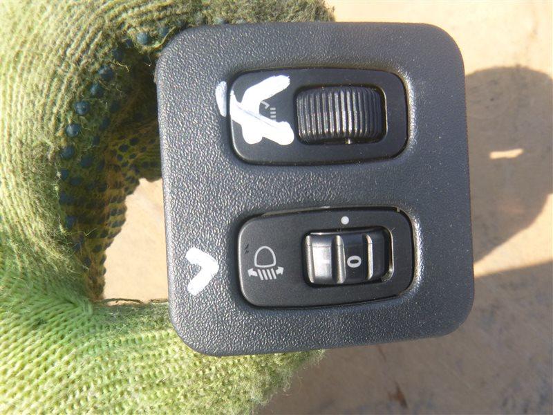 Кнопка корректора фар Mitsubishi Pajero H77W (б/у)