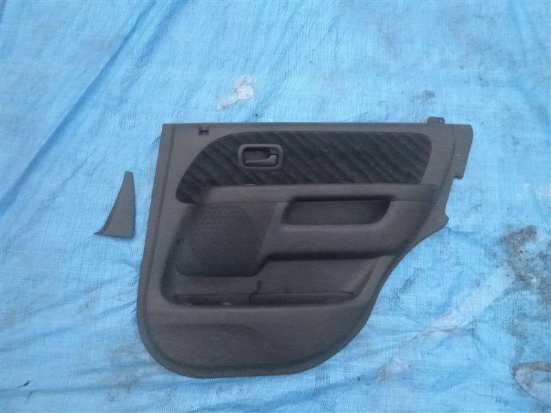 Обшивка двери Honda Cr-V RD4 задняя правая (б/у)