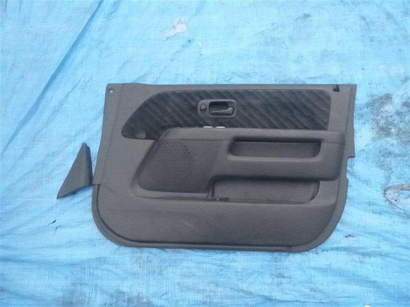 Обшивка двери Honda Cr-V RD4 K20A передняя правая (б/у)