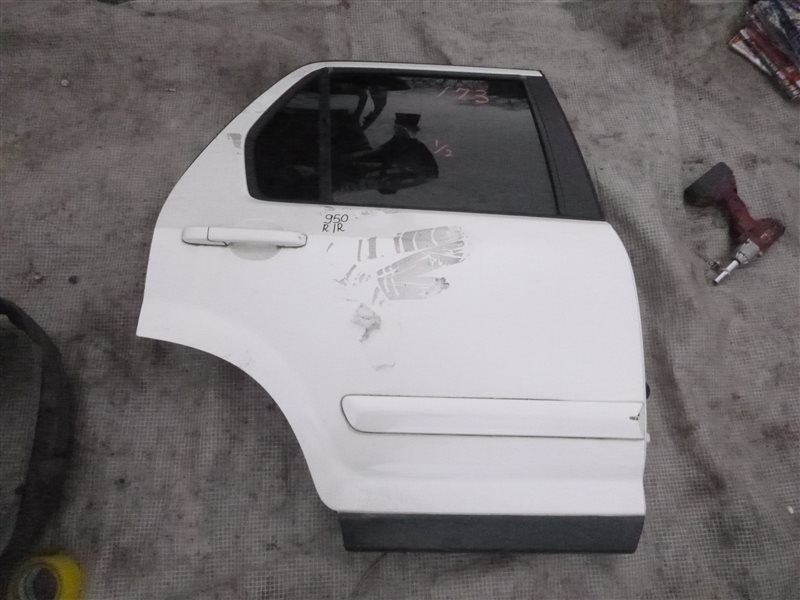 Дверь Honda Cr-V RD4 K20A задняя правая (б/у)