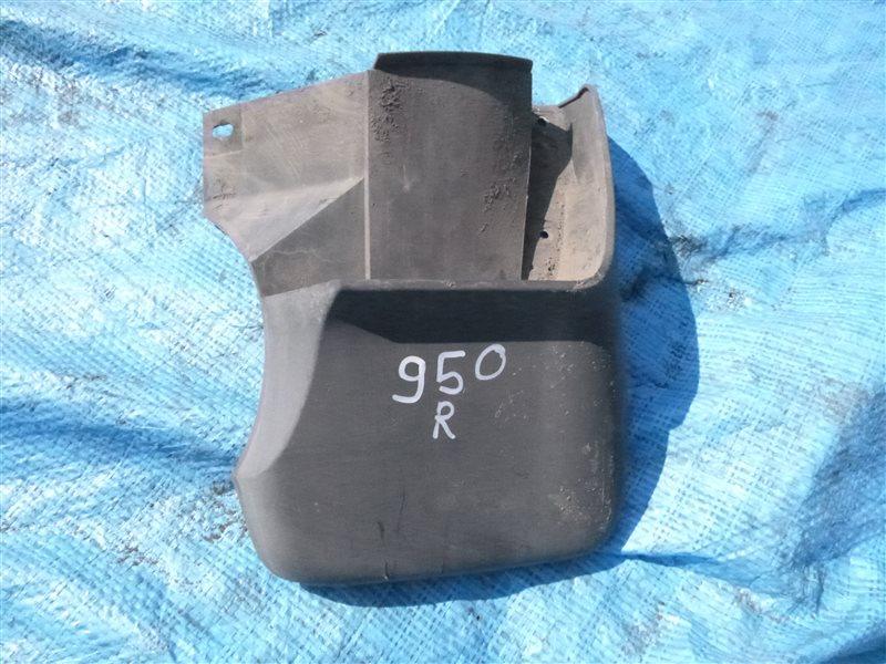 Брызговик Honda Cr-V RD5 K20A задний правый (б/у)