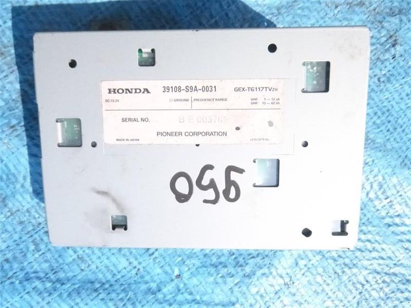 Блок управления навигацией Honda Cr-V RD5 K20A (б/у)