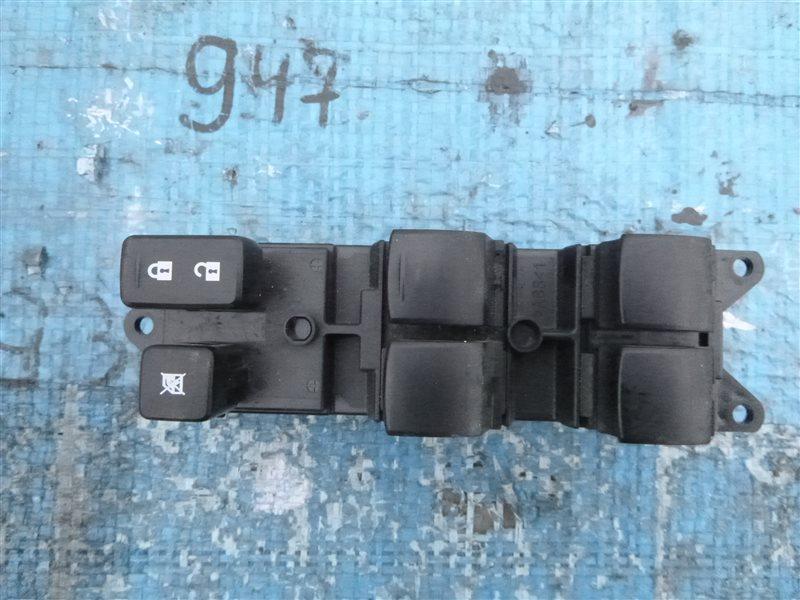Блок управления стеклоподъемниками Mitsubishi Outlander GG2W 4B11 2013 передний правый (б/у)