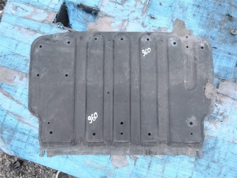 Защита двс Mitsubishi Pajero V63W 2007 (б/у)