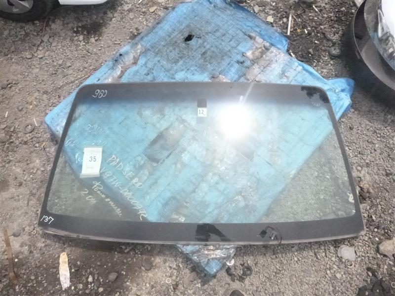 Лобовое стекло Mitsubishi Pajero V83W 2007 (б/у)