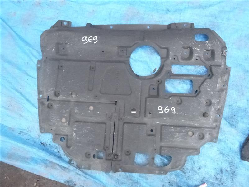 Защита двс Toyota Prius ZVW30 2ZRFXE 2010 (б/у)