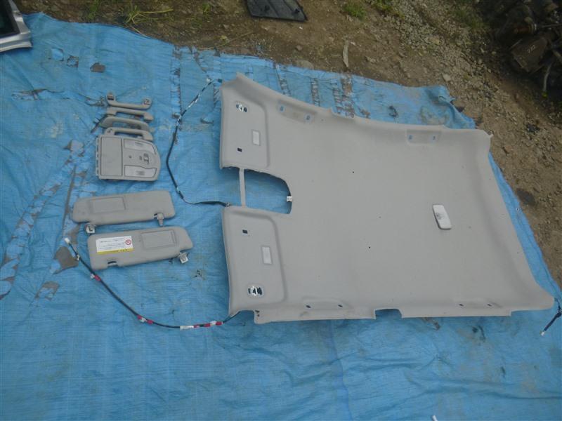 Обшивка потолка Toyota Prius ZVW30 2ZRFXE 2010 (б/у)