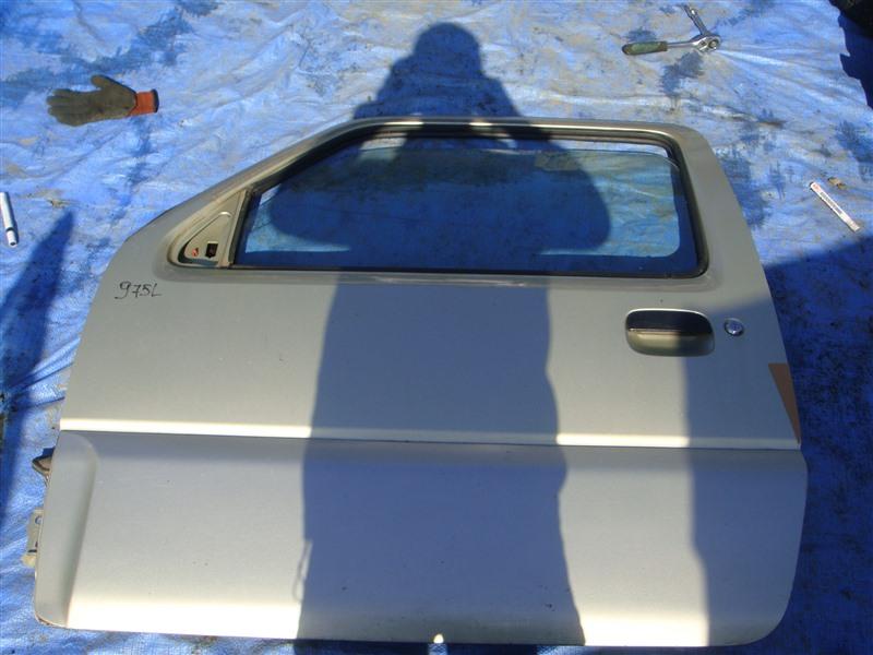 Дверь Suzuki Jimny JB33W 1999 левая (б/у)