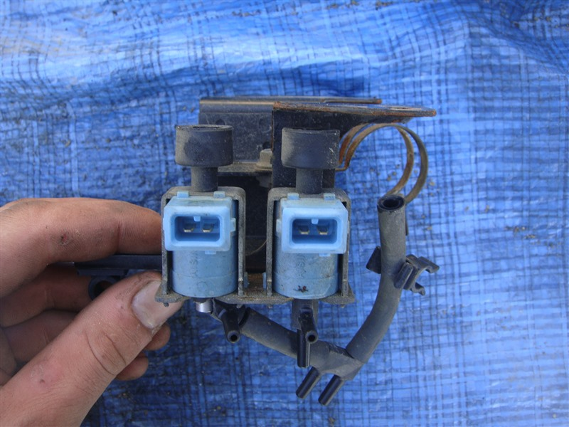Клапан 4wd Suzuki Jimny JA12C 1999 (б/у)