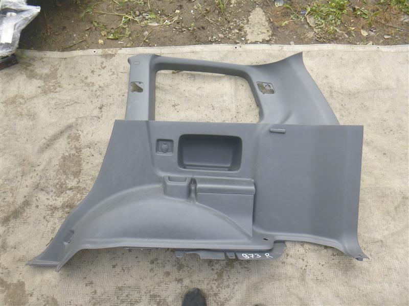 Обшивка двери Toyota Land Cruiser Prado GRJ120 2005 задняя правая (б/у)