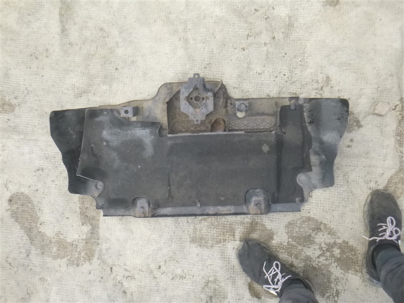 Защита бампера Toyota Hilux Surf GRN215 2005 (б/у)