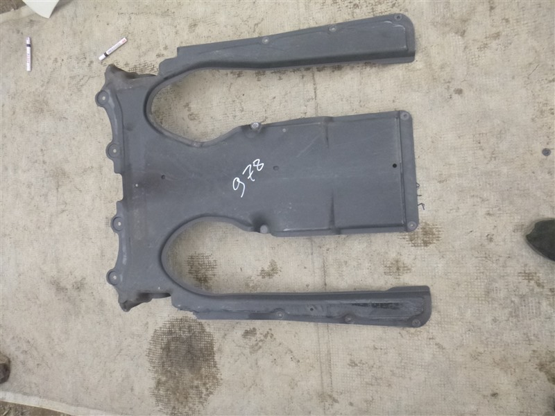 Защита двс Mercedes S500 WDD221 2006 (б/у)