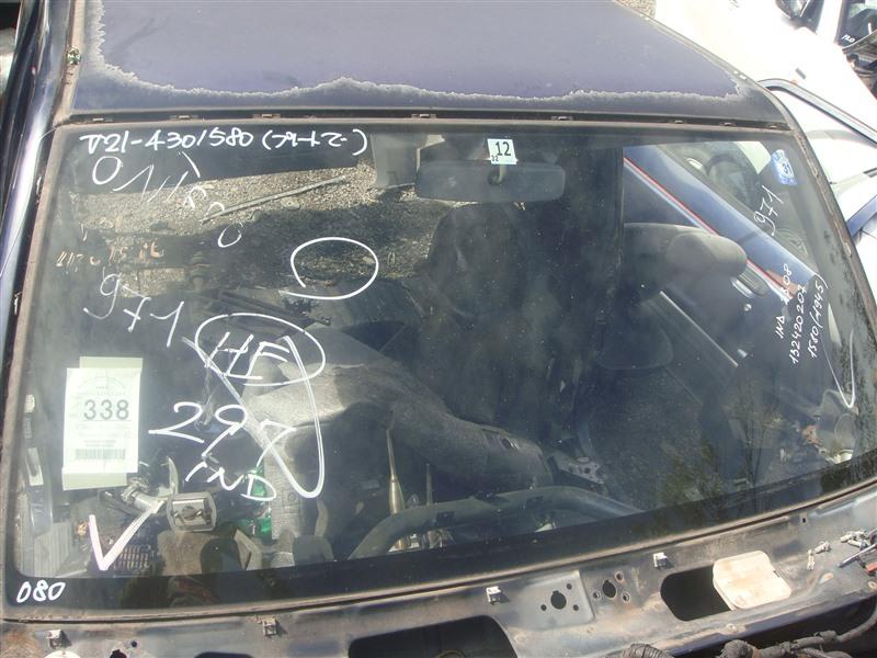 Лобовое стекло Mitsubishi Pajero V21W 1996 (б/у)