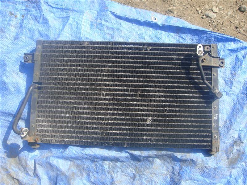 Радиатор кондиционера Mitsubishi Pajero V21W 4G54 1996 (б/у)