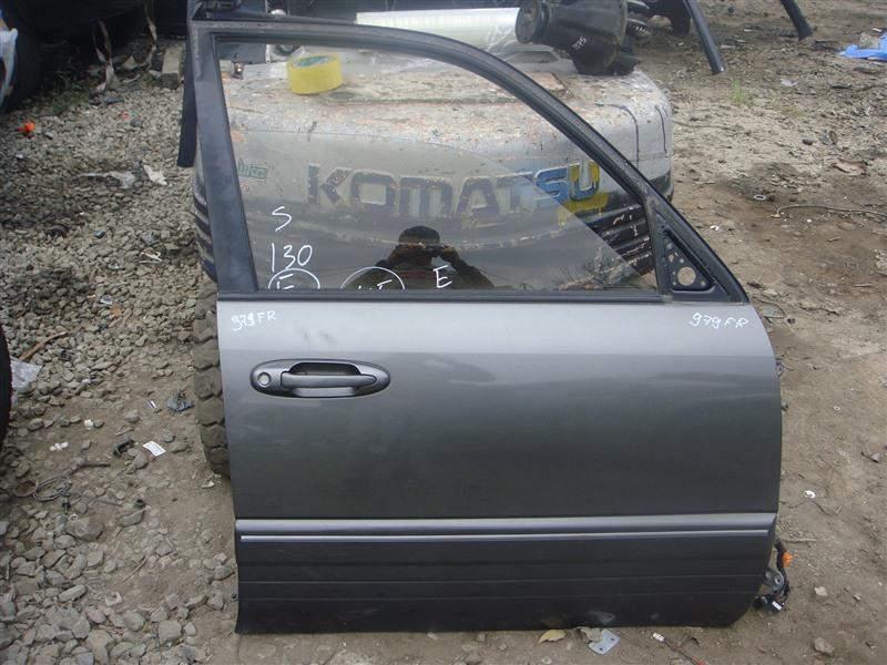Дверь Toyota Land Cruiser HDJ101 2000 передняя правая (б/у)