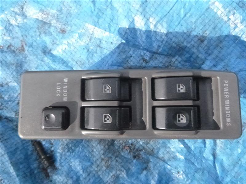 Блок управления стеклоподъемниками Mitsubishi Pajero V46 1996 (б/у)