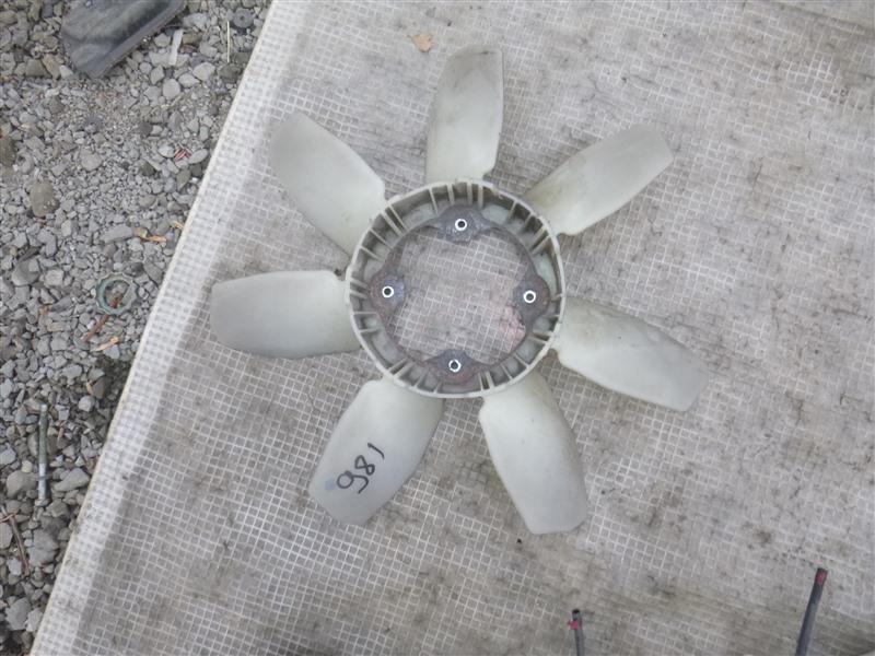 Вентилятор вязкомуфты Toyota 4Runner GRN210 1GRFE 2007 (б/у)
