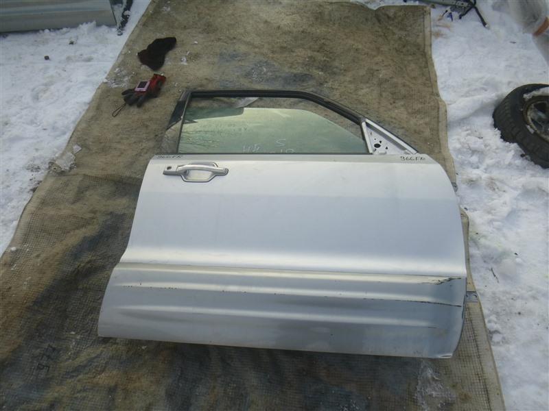 Дверь Mitsubishi Pajero V73W 1999 передняя правая (б/у)