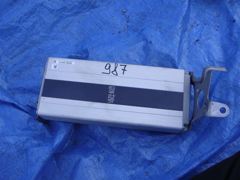 Усилитель магнитолы Lexus Rx450H GYL16 2GRFXE 2010 (б/у)