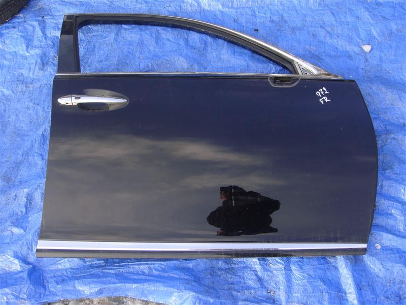 Дверь Lexus Ls600Hl UVF46 2URFSE 2007 передняя правая (б/у)