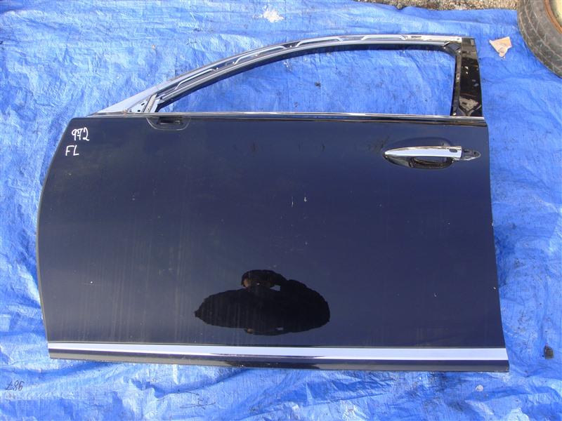 Дверь Lexus Ls600Hl UVF46 2URFSE 2007 передняя левая (б/у)