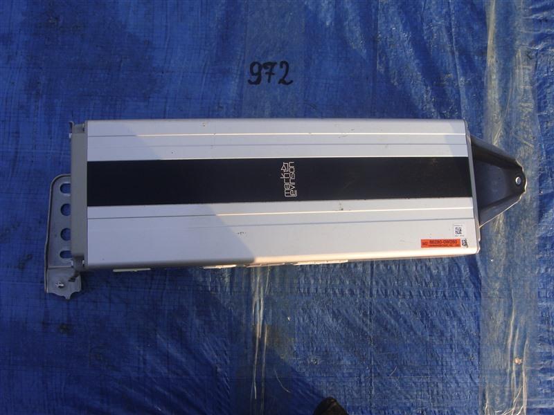 Усилитель магнитолы Lexus Ls600Hl UVF46 2URFSE 2007 (б/у)
