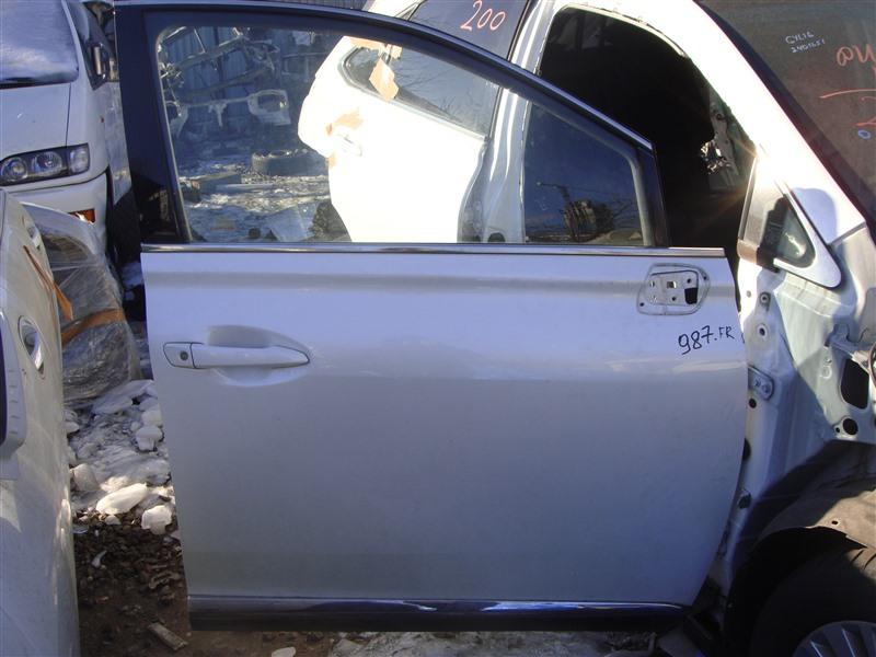 Дверь Lexus Rx450H GYL16 2GRFXE 2010 передняя правая (б/у)