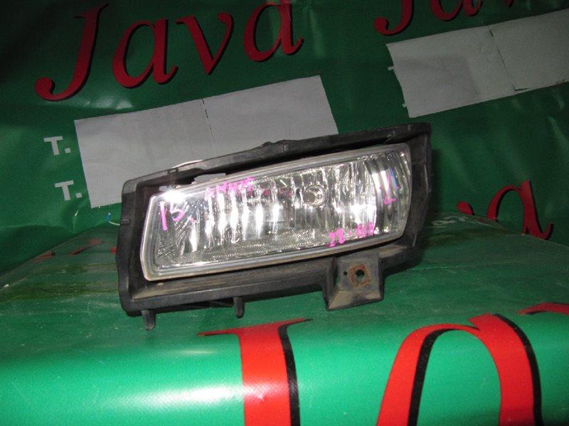 Туманка Toyota Alphard ANH15 2AZ-FE 2002 левая (б/у) № 28-168, С КРЕПЛЕНИЕМ,  (ПОСЛЕ ФОТО УПАКОВАНЫ).