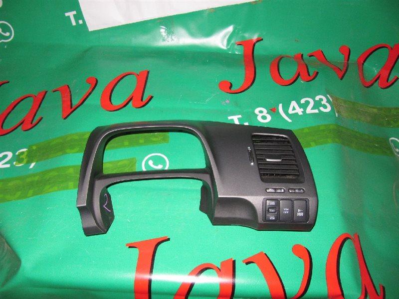 Консоль под щиток приборов Honda Civic FD3 LDA 2006 (б/у) В сборе.После фото упаковано.