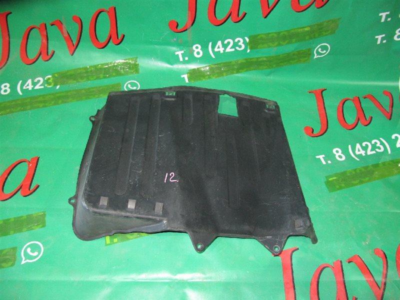 Защита Honda Civic FD3 LDA 2006 задняя (б/у) R(ЗАД.)