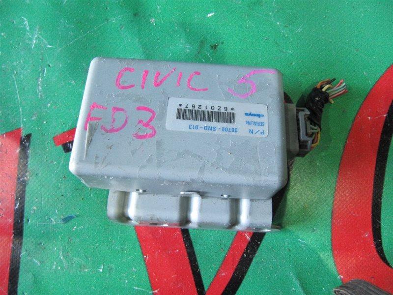 Блок круиз-контроля Honda Civic FD3 LDA 2006 (б/у)