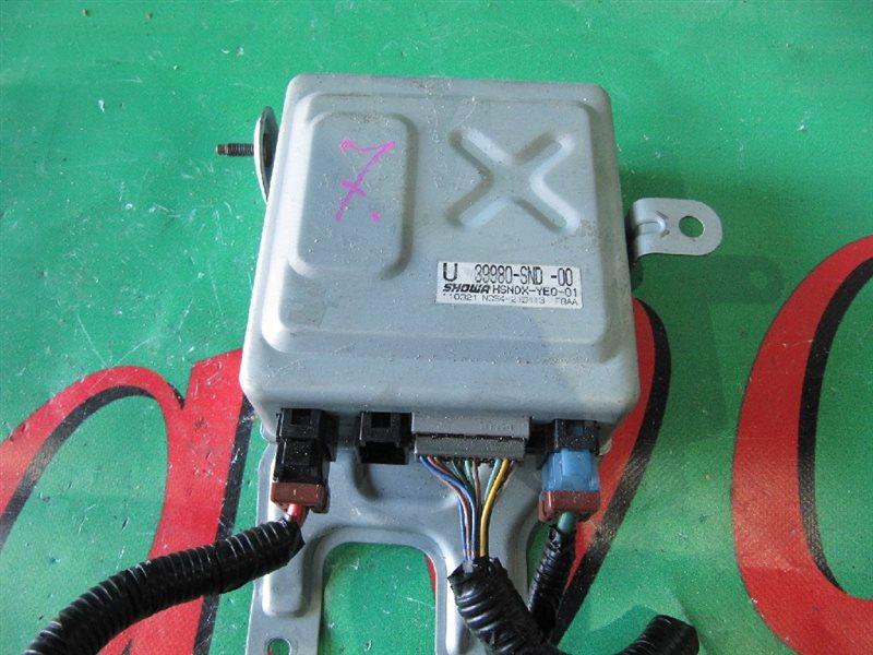Блок управления рулевой рейкой Honda Civic FD3 LDA 2006 (б/у)