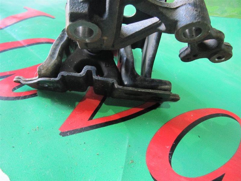 Подушка двигателя Toyota Passo KGC35 1KR-FE 2010 передняя левая (б/у)