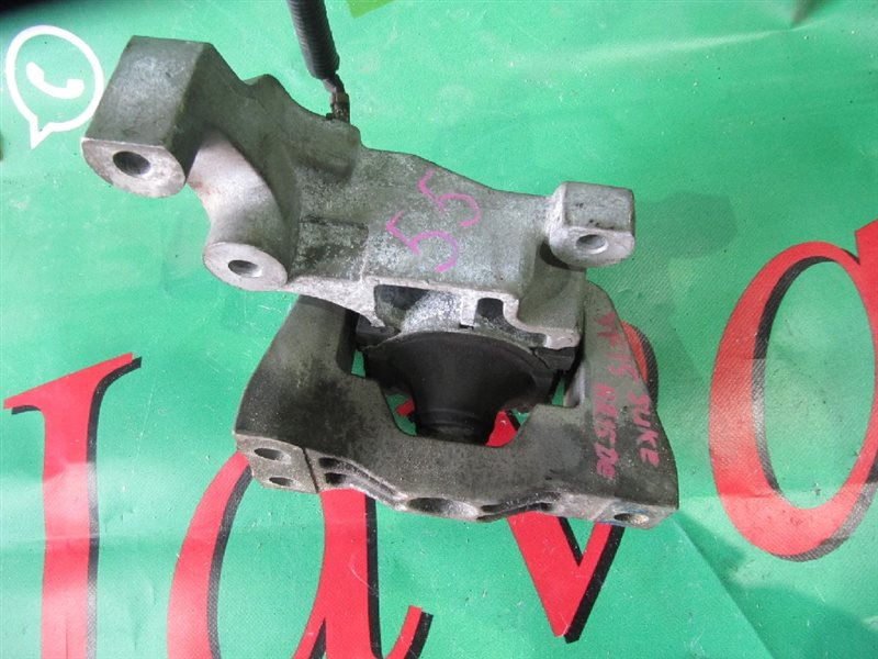 Подушка двигателя Nissan Juke YF15 HR15DE 2011 передняя правая (б/у)