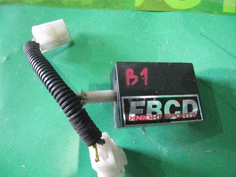 Топливный контролер Mazda Rx7 FD3S 13BT (б/у)