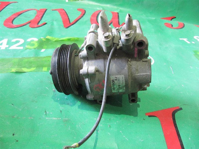 Компрессор кондиционера Honda Mobilio Spike GK1 L15A 2003 (б/у) HS-090R