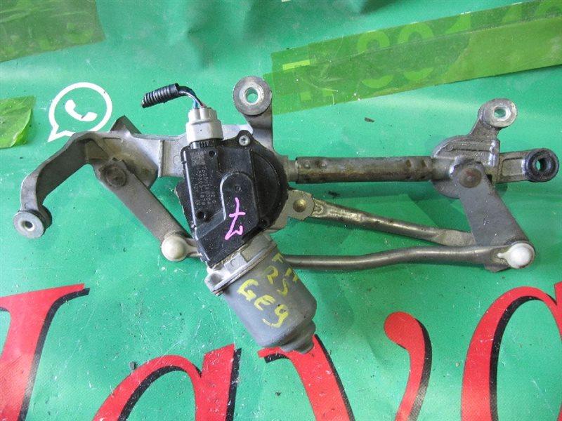 Мотор стеклоочистителя Honda Fit GE9 L15A 2009 (б/у)