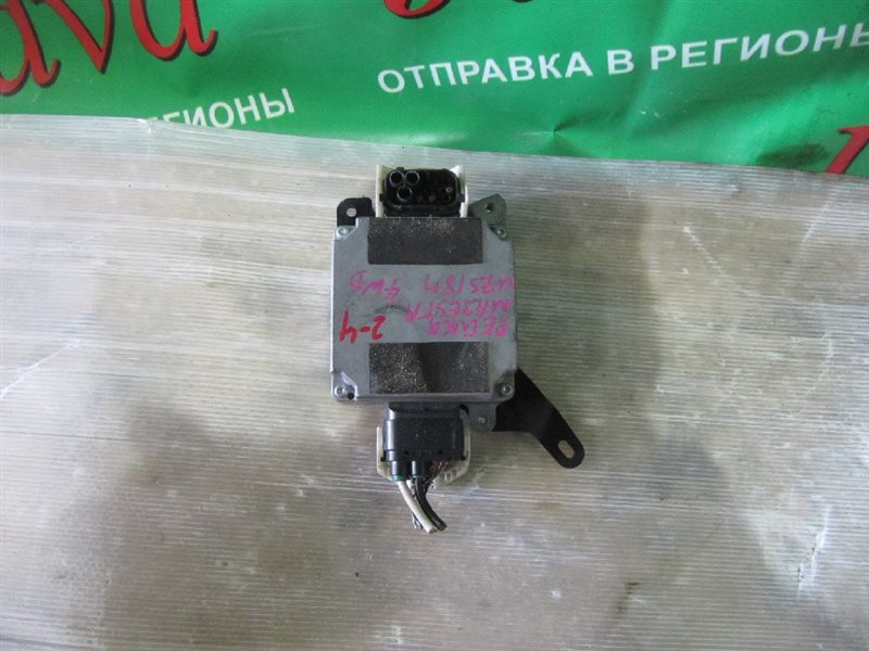 Блок управления рулевой рейкой Toyota Crown Majesta UZS187 3UZ-FE 2004 (б/у) 89650-30623