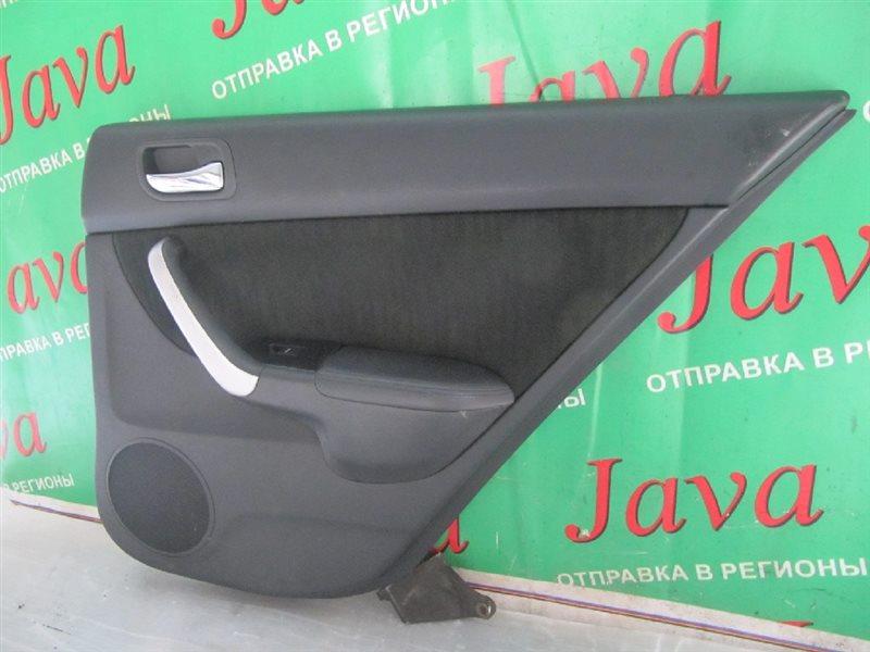 Обшивка дверей Honda Accord CL8 K20A 2003 задняя правая (б/у) + БЛОК УПРАВЛЕНИЯ СТЕКЛОМ