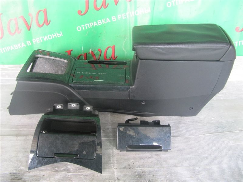 Консоль кпп Honda Accord CL8 K20A 2003 (б/у) АКПП+ПЕПЕЛЬНИЦА, +БАРДОЧОК