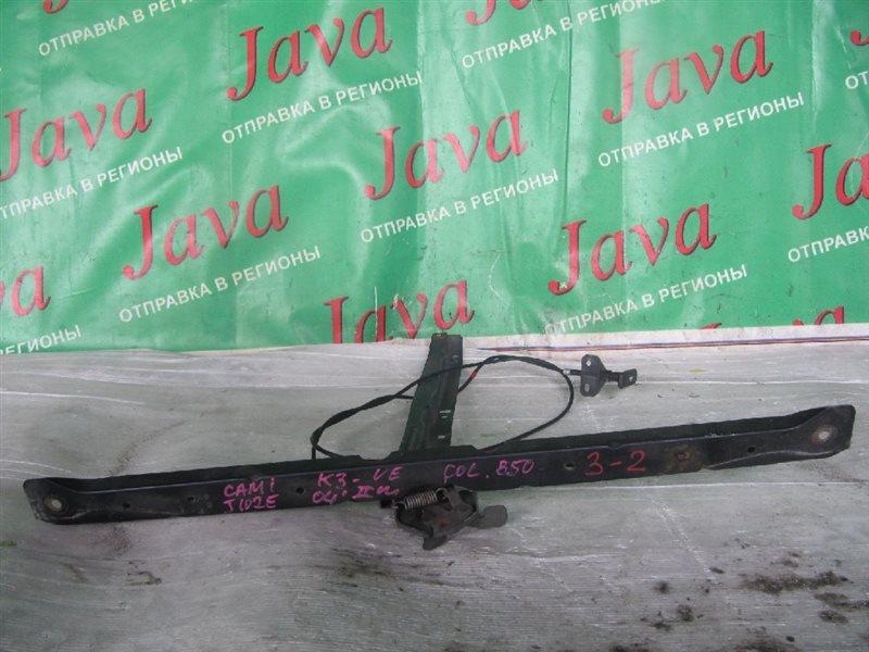Планка телевизора Toyota Cami J102E 2004 (б/у) 2-Я МОДЕЛЬ +замок+трос