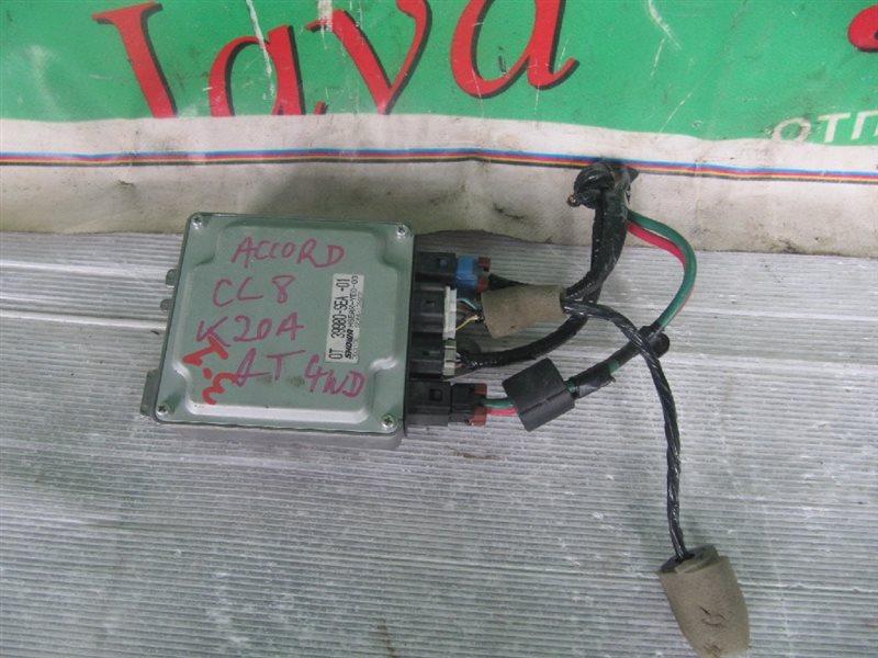 Блок управления рулевой рейкой Honda Accord CL8 K20A 2003 (б/у) 39980-SEA-01. А/Т 4WD