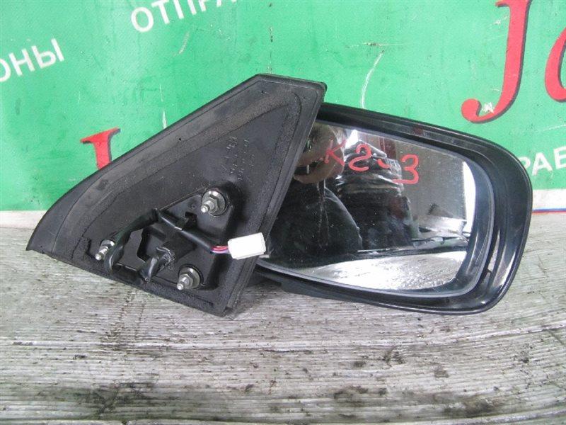 Зеркало Toyota Succeed NCP51 2004 правое (б/у) 5 КОНТАКТОВ, СЕРЕБРО