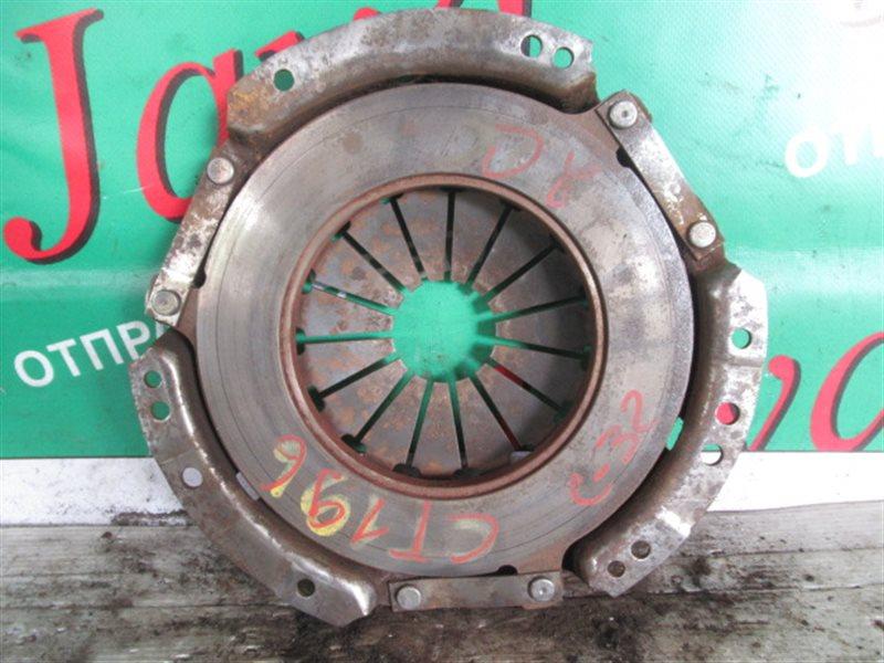 Корзина сцепления Toyota Caldina CT196 2C 1998 (б/у) ДИАМЕТР 225ММ