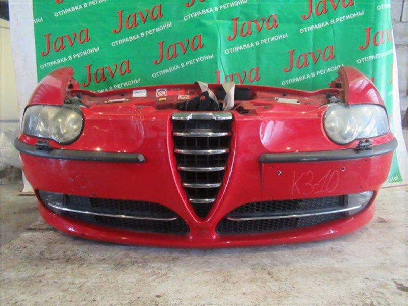 Ноускат Alfa Romeo 147 937A AR32310 2005 передний (б/у) А/Т,ТУМАНКИ, ПОТЕРТОСТИ,XENON, ZAR93700003261171