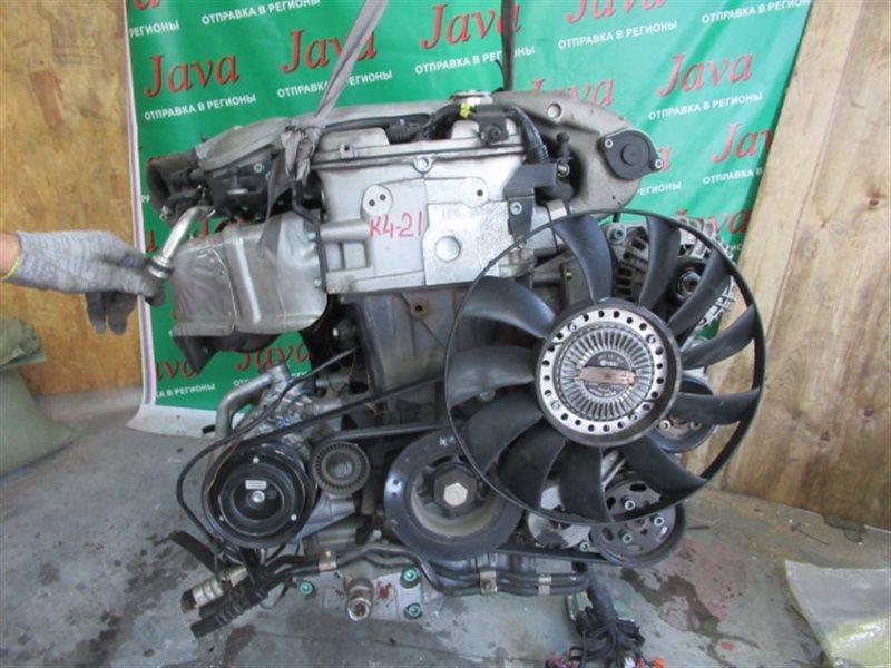 Двигатель Volkswagen Passat 3B AZX 2001 (б/у) ПРОБЕГ-52000КМ, +КОМП, 2WD, WVWZZZ3BZ-2P124080 СТАРТЕР В КОМПЛЕКТЕ.