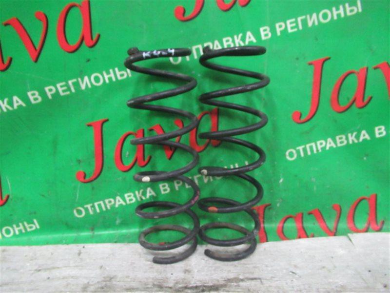 Пружина Suzuki Jimny JB23W K6A-T 2002 передняя (б/у) L+R ПРОДАЖА ПАРОЙ