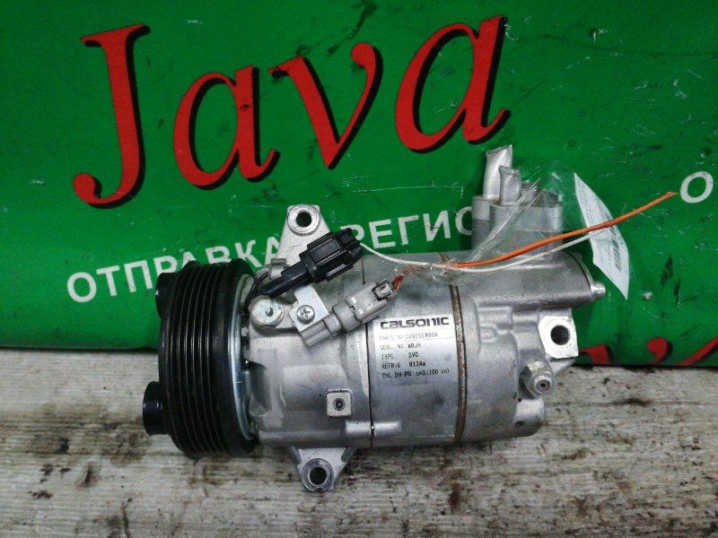 Компрессор кондиционера Nissan Bluebird Sylphy G11 MR20DE 2005 (б/у)
