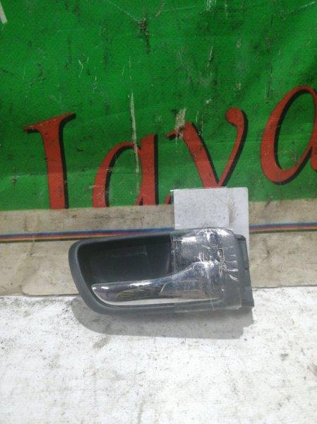 Ручка двери внутренняя Toyota Verossa GX110 2004 передняя правая (б/у)